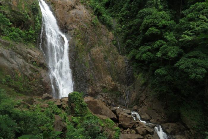 Bijagual Waterfalls