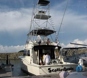 Scatterbrain 52′ Hatteras