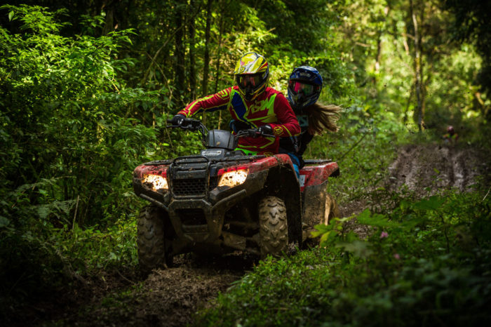 ATV or 4X4 Riding