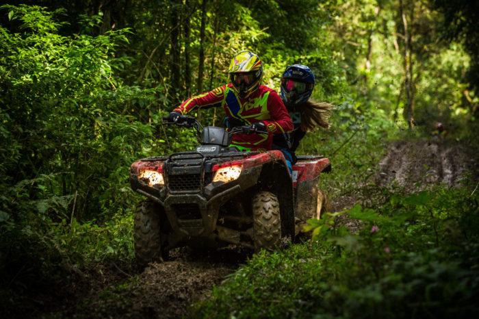 ATV or 4X4 Riding